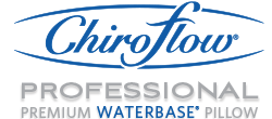 Chiroflow Professional Premium Waterbase Pillow